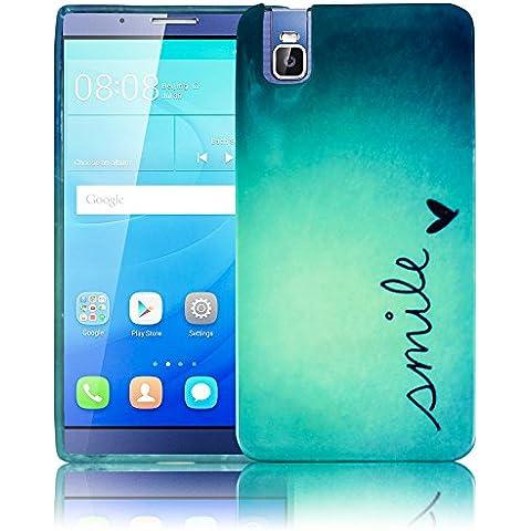 Huawei ShotX / Honor 7i SMILE Custodia protettiva molle della
