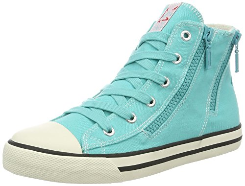 s.Oliver Jungen 55100 High-Top Blau (AQUA 808)