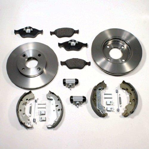 ford-fusion-bremsscheiben-bremsen-belge-bremsbacken-set-vorne-hinten