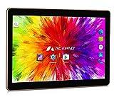 ACEPAD A121 (10.1) 3G Tablet PC, 2GB RAM, 64GB Speicher, Dual-SIM, IPS HD 1280x800, Quad Core CPU, Android 5.1, WIFI/WLAN/Bluetooth, USB/SD (Schwarz)