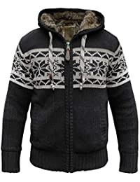Suchergebnis auf Amazon.de für  Strickjacke Mit Fell - Pullover ... 72f9c00024