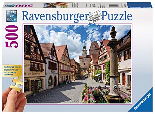 ravensburger-13607-0-puzzle-rothenburg-ob-der-tauber-bavaria-500-pcs