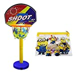 Prime Basketball Set with Stand for Kids Boys and Girls Perfect Kids Toy