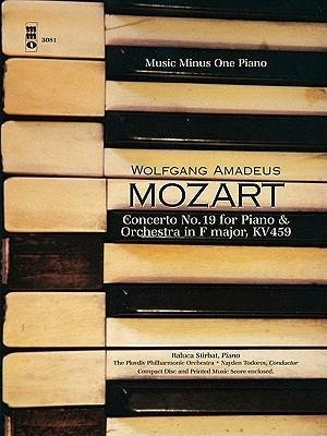 [(Mozart Concerto No. 19 in F Major, KV459: piano)] [Author: Wolfgang Amadeus Mozart] published on (November, 2006) (19-zoll-hals)