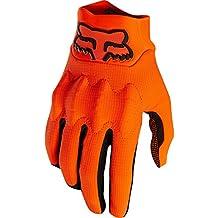 Fox Guantes Bomber LT, color naranja, tamaño L
