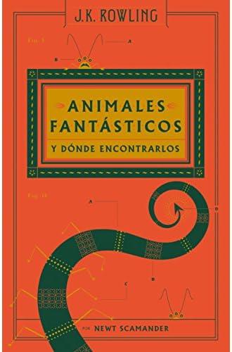 ANIMALES FANTÁSTICOSY DONDE ENCONTARLOS