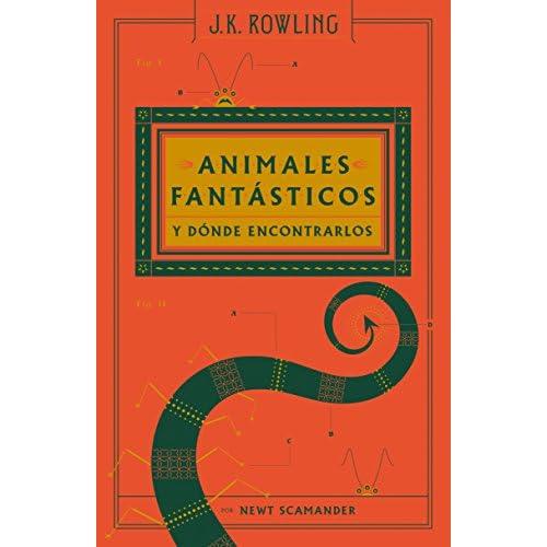 Animales fantásticos y dónde encontrarlos (Un libro de la biblioteca de Hogwarts) 7
