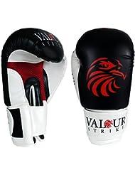 Valour Strike - Guantes de boxeo  y deportes de contacto, 397 g