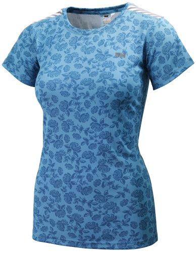 Helly Hansen Damen T-Shirt CLASSIC MOVE T Aquatic