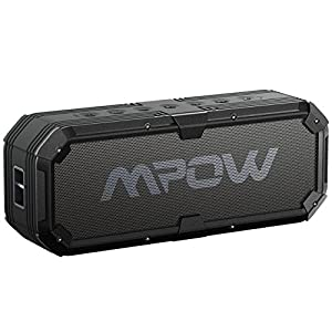Mobile Bluetooth 4.0 Lautsprecher: MPOW ARMOR PLUS