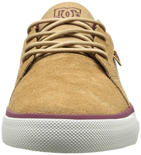 DC Shoes Council, Baskets mode homme Marron (Tan)