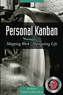Personal Kanban: Mapping Work / Navigating Life (1453802266) | Amazon Products