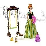 Die Eiskönigin - völlig unverfroren - Anna singende Puppe