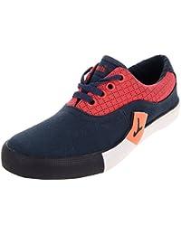 LAKHANI Men's Canvas Sneakers