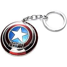 """Llavero/Clip de Bolso Marvel """"Escudo del Capitán América"""""""