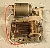 SANKYO Spieluhren-Laufwerk mit Elektro-Motor Spielwerk