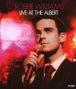 Robbie Williams - Live at the Albert [HD DVD]