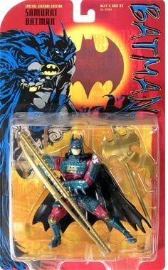 BatFemme - Legends of BatFemme (Samurai) Warner Brothers Brothers Brothers Exclusive - Series 2 Action Figure by Kenner   à La Mode  d6b527
