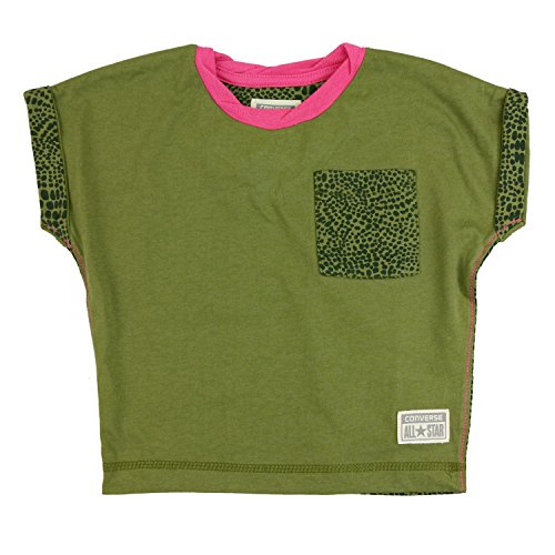 rd Camo Pocket Tee - 3-4 Years / 96-104 cm (Kinder Converse Leopard)