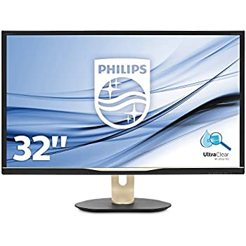 philips cran lcd ultra hd 4k avec multiview ecran pc 32 81 3 cm 3840 x 2160 12ms. Black Bedroom Furniture Sets. Home Design Ideas