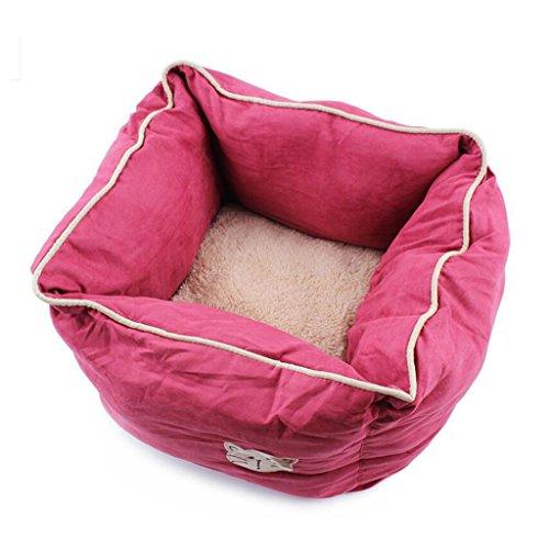 MM Sistemas de alimentación para Animales de y Cat Suministros Cat Saco de Dormir Cat Cama extraíble Pet Nest Dog House Cat House