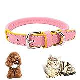 Legendog Hundehalsband Classic einstellbar Hundehalsband Katze Kragen Heimtierbedarf für Welpen Katzen