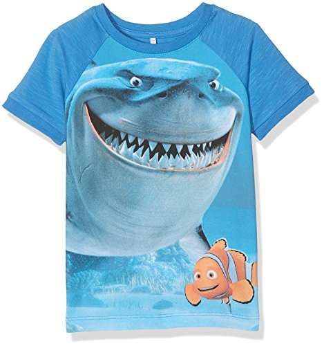 NAME IT Baby-Jungen T-Shirt Nitnemo Eli Ss Top Mz Wdi