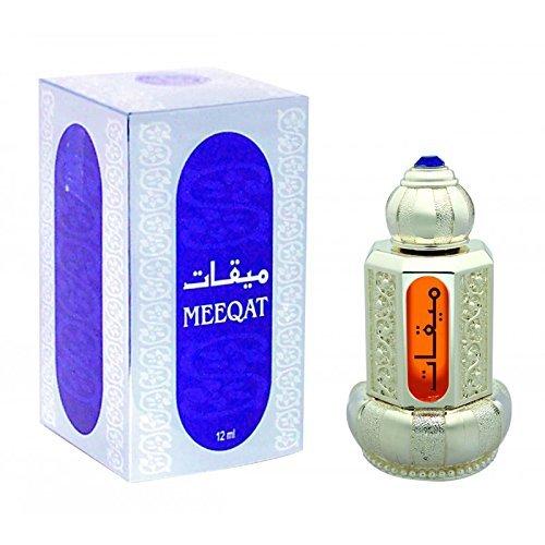 Meeqat Argent 12 ml par AL Haramain