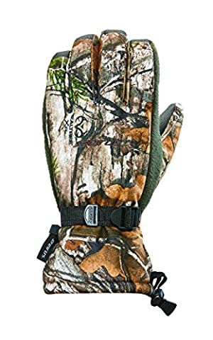 Seirus Innovation 8162 Heatwave Accel Waterproof Glove with Kinetic Heat Technology