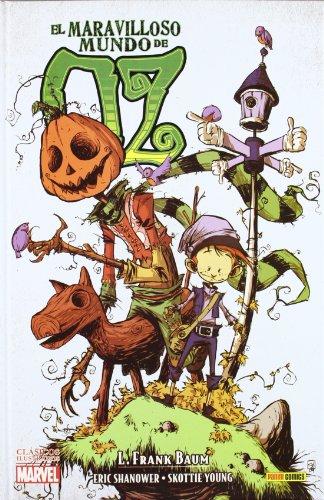 El Maravilloso Mundo De Oz De L. Frank Baum (Clasicos Ilustrados Marvel)