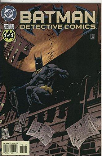 Batman Detective Comics numero 704