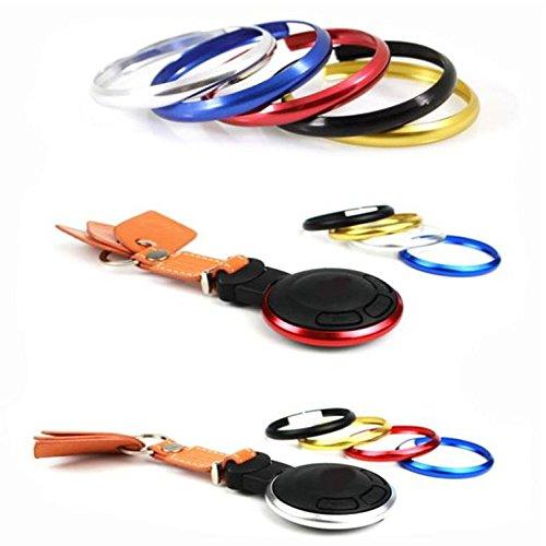chequers-motorstore-anillo-de-repuesto-para-mando-a-distancia-de-bmw-mini-cooper-s-one-aluminio-colo