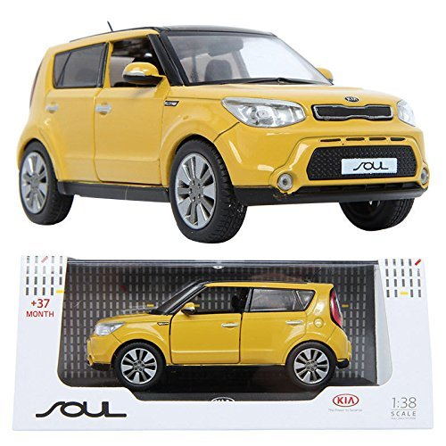 kia-all-new-soul-diecast-metal-138-display-case-included-mustard-color-by-pino-bd