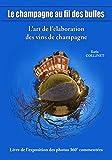 LE CHAMPAGNE AU FIL DES BULLES : L'art de l'élaboration du champagne: Livre de l'exposition des photos 360° commentées (GUIDE PRATIQUE & ARTISTIQUE t. 1) (French Edition)