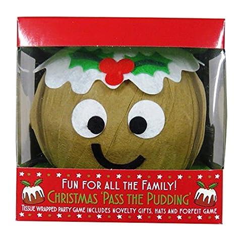 Noël passe le jeu partagé - Pudding de Noël
