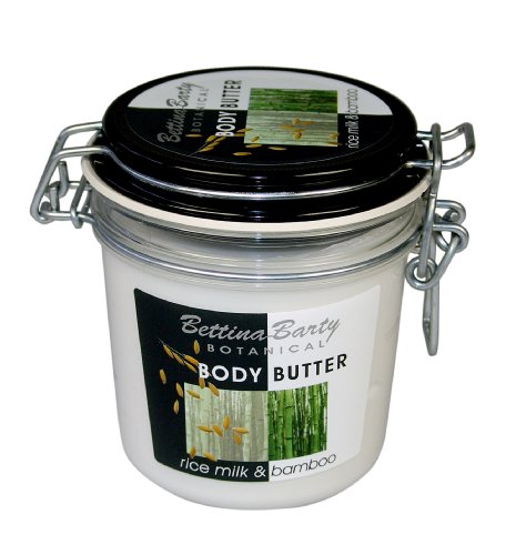 Bettina Barty 1226 Botanical Body Butter Rice Milk & Bamboo, 400ml