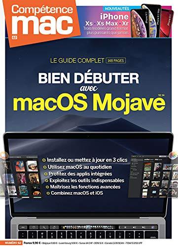 Compétence Mac n° 62 - Bien débuter sur macOS Mojave par Christophe SCHMITT
