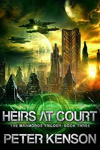 Heirs at Court (The Marmoros Trilogy Book 3) (English Edition)