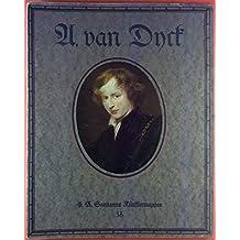 E. A. Seemanns Künstlermappen, Band 35. Anton van Dyck. Acht farbige Gemälde-Wiedergaben.