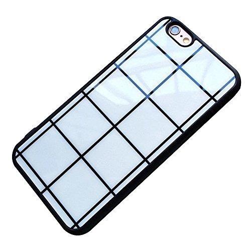 Cuitan TPU Weich Schutzhülle für Apple iPhone SE, mit Umhängeband Anti-Scratch Rück Abdeckung Case Cover Hülle Handytasche Rückseite Tasche Handyhülle Schutzhülle für iPhone SE - Schwarz (Nicht enthal Weiß