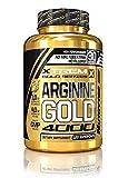 Integratore Arginine Gold Nutrytec 120 cps Aminoacido L-Arginina puro in super-capsule a rapido rilascio