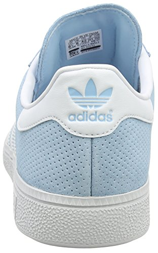 adidas Munchen, Chaussures de Running Homme Multicolore (Icey Blue F17/ftwr White/gold Met.)