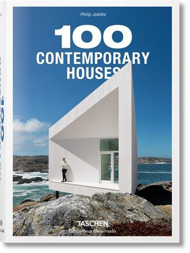 100 Contemporary Houses (Bibliotheca Universalis) Buch-Cover