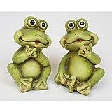 KAMACA 2 er Set Keramik - Figuren
