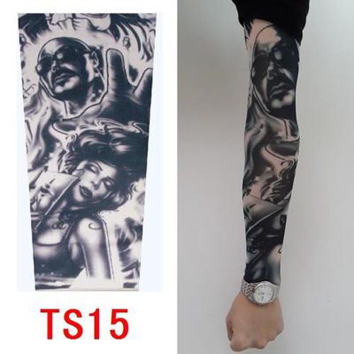 junsi-alta-calidad-old-school-estilo-temporales-falsos-slip-on-tattoo-manga-ts09-nuevos-colores