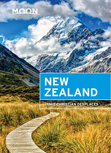 Moon New Zealand (Travel Guide) (English Edition)