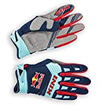KINI Red Bull Competition Gloves, blau (Navy White),  L/10