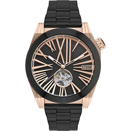 Para hombre Storm autotec reloj automático autotec-rose-gold