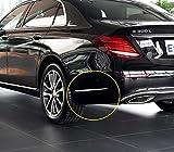 Chrom ABS Seite-Zierstreifen-Aufkleber, für E-Klasse W213e200l L 2016–2017, Auto-Zubehör