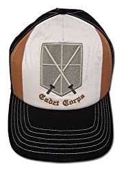 Great Eastern Entertainment Attack On Titan Cadet Corps Cap